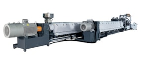 Picture of XPS Board Extrusion Line
