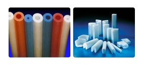 Picture of EPE Foam Tube, Profile Extrusion Lines