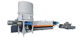 Picture of Re-Pelletizing Machine, Foam Recycling Machine