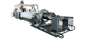 Picture of Foam Extrusion Line, EPE Foam Sheet Extrusion Line