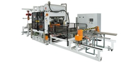 Picture of Thermoforming Machine, Thermoforming Pre-heater